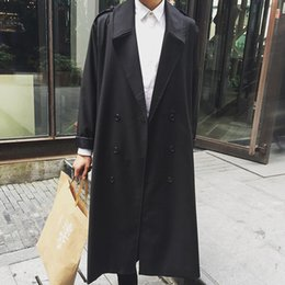 Discount Extra Long Trench Coat Men | 2017 Extra Long Trench Coat ...