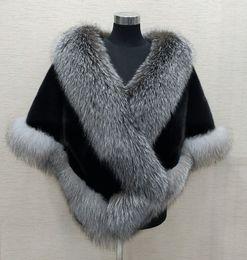 Bridal fur shrugs online shopping - Winter Bridal Faux Fur Wraps Warm shawls Outerwear Shrug Black Gary Burgundy Blue Silver For Bride Bridesmaid Jacket Prom Cocktail