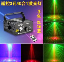 $enCountryForm.capitalKeyWord Canada - 2016 Sale Led Moving Head Remote Control 3 Hole 40 In 1 Laser Acoustic Stage Lighting Disco Bar Ktv Hi Radium Shoots The Light