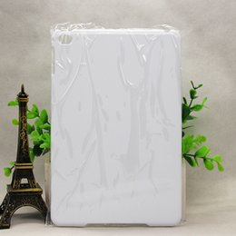Wholesale DIY D Blank sublimation Case cover Full Area Printed For ipad mini mini