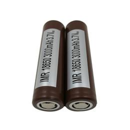 100% authentique pour LG HG2 18650 batterie 3000mah 35a décharge maximale batteries à haut débit écrasement Sony VTC5 VTC4 HE2 HE4 Fedex livraison gratuite