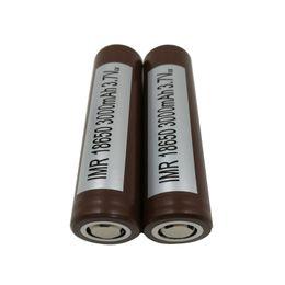 Опт 100% Аутентичные для LG HG2 18650 Аккумулятор 3000 мАч 35A Макс. Разряд Высокой Емкости Аккумуляторов Дробления Sony VTC5 VTC4 HE2 HE4 Fedex Бесплатная Доставка
