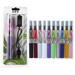 $enCountryForm.capitalKeyWord NZ - HOT Ego t CE4 Blister kit Starter kits ce4 atomizer 650mah 900mah 1100mah ego-t battery blister pack DHL Free
