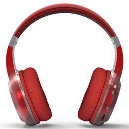 Discount ht box MOQ5 pcs Bluedio HT Bluetooth headphones 4 Colors Wireless headset with retail box