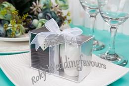 $enCountryForm.capitalKeyWord NZ - FREE SHIPPING+50sets (50sets=100pcs) Wedding Giveaways Bride and Groom Ceramic Salt & Pepper Shakers Wedding Favors,wedding gifts