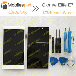 $enCountryForm.capitalKeyWord Canada - Wholesale-Gionee elife E7 Touch Screen 100% Original LCD Display +Touch Screen Assembly Replacement For Gionee elife E7 Free Shipping