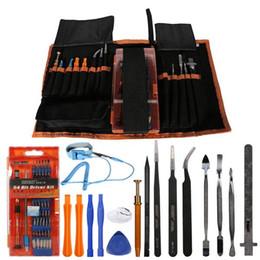 Опт JAKEMY OP01 70 в 1 прецизионные отвертки комплект разбирать ноутбук инструмент для ремонта мобильного телефона с пинцетом Spudger инструмент любопытных
