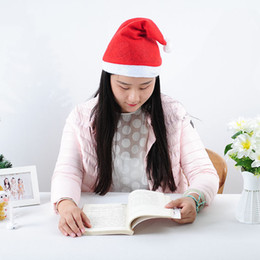 Adults Christmas Hats Canada - Fashionable Accessory Christmas caps & hats Christmas Gifts for both children and adults