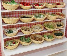 $enCountryForm.capitalKeyWord Canada - Lot 10 Toy Doll House Vegetable Garden Timeless Miniatures-Assorted Vegetables
