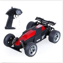 Discount kid car electric - 2.4G High Speed RC Truck Car Off Road Radio Remote control Toys