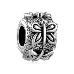$enCountryForm.capitalKeyWord NZ - MYD Jewelry Rhodium Plating Animal Round Ball Butterfly Metal Spacer Charm European Bead Charm Fit Pandora Chamilia Biagi Charm Bracelet