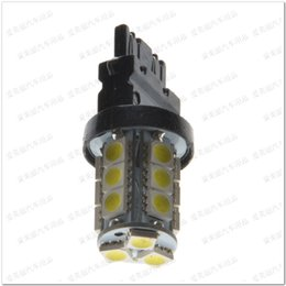 $enCountryForm.capitalKeyWord Canada - Promotion 50pcs 18Led 5050 18 SMD 7440 7443 3156 3157 Car Light Backup Bulb Stop Lamp Tail bulbs Turn Light 18 Led 12v   24v