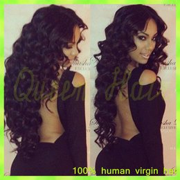 $enCountryForm.capitalKeyWord Canada - 7A Best Glueless Lace Front Human Hair Wigs Brazilian Body Wave Virgin Human Hair Wigs Full Lace Human Hair Wigs For Black Women