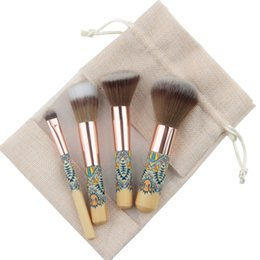 85687e5f298 Travel hair online shopping - Anmor Travel Makeup Brush Set Piece Fantasy Cosmetics  Brushes Synthetic Powder