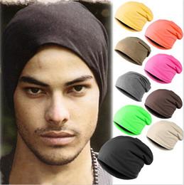 $enCountryForm.capitalKeyWord Canada - 30pcs new arrive best price Solid Color Unisex Hip-hop Cap Beanie Hat Winter Slouch One Size Elastic D257