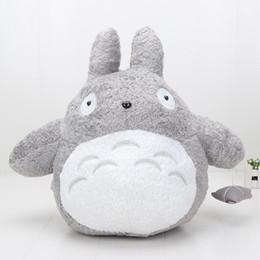 $enCountryForm.capitalKeyWord UK - 15pcs My Neighbor Totoro 20inch 50cm explaines cloth the cat Totoro plush doll My Neighbor Totoro Plush doll birthday wedding