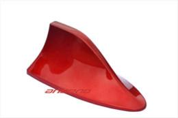 Discount shark fin antenna signal - Skoda Fabia Newest design shark fin antenna Automobile external signal antenna shark fin roof antenna with 3M M27470