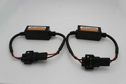 $enCountryForm.capitalKeyWord Canada - 2pcs LED Headlight Canbus Fault code Cancellers Led light H1 H13 H8 H11 H7 9005 9006 For Germany car v series