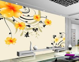 $enCountryForm.capitalKeyWord NZ - 3d wallpaper European minimalist bedroom living room TV backdrop Fashion Flowers 3D stripes abstract mural wallpaper 201515215