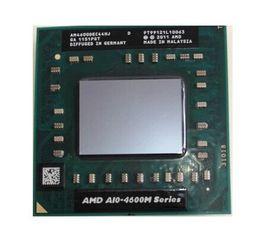 AMD Quad-Core A10-4600M 2.3Ghz Socket FS1 A10 4600M AM4600DEC44HJ A10-Series notebook CPU PROCESADOR