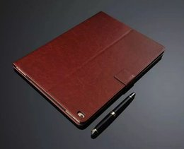 $enCountryForm.capitalKeyWord Australia - Office Case For Apple Ipad Pro Case Wallet Holder Ultra-Thin Slim Cover Colorful Flip Photo Leather Case For Apple Ipad Pro