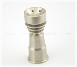 $enCountryForm.capitalKeyWord Canada - High quality Domeless Titanium smoke nails Ti Nail 14mm 18mm Female Grade 2