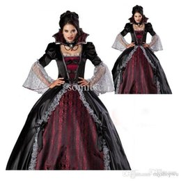 2017 gothic fashion games wholesale eshopping 2015 new fashion fantasy vampire evil halloween carnival costumes - Halloween Fashion Games