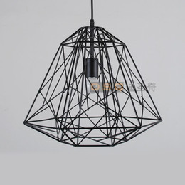Wire cage pendant light canada best selling wire cage pendant wire cage pendant light canada classic american vintage black and white iron wire cage bird keyboard keysfo Choice Image