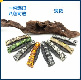 Hunting knifes wHolesale cHina online shopping - China made Ghillie pocket folding knife Outdoor camping knife EDC pocket knife shearp cutting tools Paring knives
