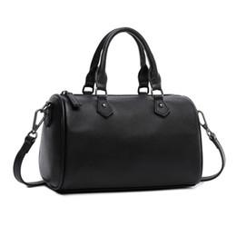 $enCountryForm.capitalKeyWord UK - Lady fashion canvas and cowhide leather tote boston handbag