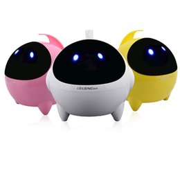 $enCountryForm.capitalKeyWord NZ - T3 Mini Speaker HIFI Music Player Lovely Alien Subwoofer Loudspeaker For Samsung HTC Phones Laptop High Quality DHL Free MIS121
