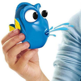 Small rubber fiSh online shopping - Small Fish Drink Float Water Swimming Child s Play Bath Swim Toy Swimming Kids Toys for Girls Children Dabbling Bath Toys CCA7861