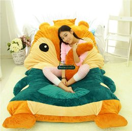 $enCountryForm.capitalKeyWord NZ - Dorimytrader 230cm X 150cm Theodore Beanbag Soft Plush Alvin and the Chipmunks Bed Carpet Tatami Sofa Great Gift Free Shipping DY60337
