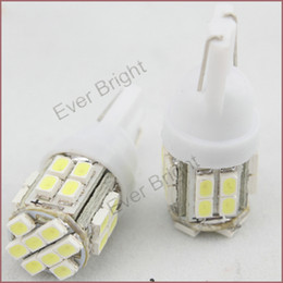 $enCountryForm.capitalKeyWord Australia - New 30pcs W5W Car Lamp T10 24 LED 1206 24SMDCar Side Light Bulb Auto Lamp Wedge Light 24 smd