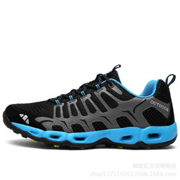 Discount rhythm shoes New Sport Walking Shoes Music Rhythm Men Sneakers Breathable Outdoor Athletic Shoe Light Male Shoe Free Shipping