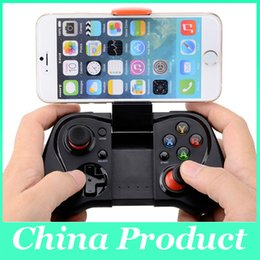 Tablet Wireless Controller Canada - IPEGA PG-9033 Bluetooth V3.0 Wireless Telescopic Gaming Controller Gamepads for iOS Android Phones Tablets iPhone iPad Samsung 010209