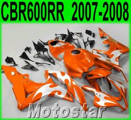 $enCountryForm.capitalKeyWord Canada - Customize motorcycle fairing kit for HONDA Injection molding CBR600RR 2007 2008 fairings CBR 600RR F5 07 08 green silver black set KQ91