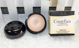 Barato Creme Preto Do Freckle-Atacado-Authentic coreano de postura beleza natural Concealer Foundation Creme Corretivo cobrir sardas acne olho roxo