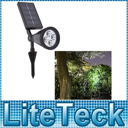 Wholesale 4 LED Solar Power Light Lamp For Outdoor Landscape Garden  Driveway Pathway Yard Lawn Decorative Lighting,Fast Easy Installation Outdoor  Lighting ...