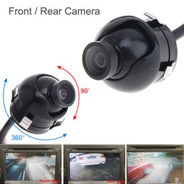 $enCountryForm.capitalKeyWord NZ - DHL Free Wholesale Mini CCD Night Vision 360 Degree Car Rear Front Side View Backup Camera With Mirror Image Conversion Lines CAL_00D
