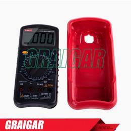 Ac Voltmeter Tester Canada - DC AC Voltmeter Ammeter Ohmmeter Tester Standard Digital Multimeters UNI-T UT51 LCD Backlight Multimetro Ammeter Multitester