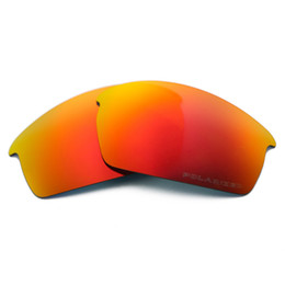 0bd75e99150b Red Mirrored Polarized Replacement Lenses for Bottlecap Sunglasses Anti  Saltwater Anti dust
