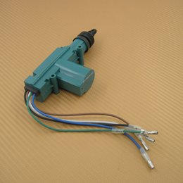 Car 5 wire UNIVERSAL central door locking POWER MOTOR from spying clock manufacturers