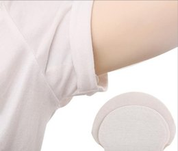 Wholesale Unisex Disposable Underarm Sweat Pad Underarm liner Armpit Pad Perspiration Pads Shield Absorbing Absorbent Hygiene Product Dress Shield