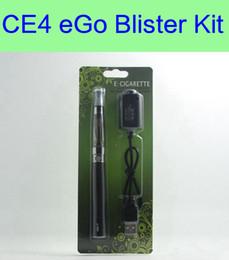 electronic cigarettes purple 2019 - eGo Starter Kit CE4 Blister pack kit 1.6ml atomizer 650mah 900mah 1100mah ego battery electronic cigarettes start green
