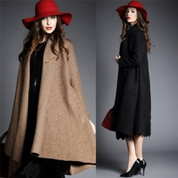 Discount Tan Coats | 2017 Long Tan Coats on Sale at DHgate.com