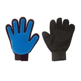 $enCountryForm.capitalKeyWord UK - Blue Deshedding Tools Brush dog shampoo gloves dogs hair accessories Glove for brushing animal massage comb pet suppliers