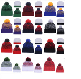custom beanies 2021 - Wholesale New Beanies Knitted custom all Teams winter Beanies Men Women Winter warm Hats 10000+ beanies snapbacks hats A1