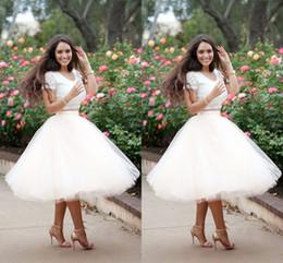 $enCountryForm.capitalKeyWord Australia - Plus Size Summer Skirts For Women Tulle White Short Skirts Tutu Knee Length Puffy Party Dresses Formal Skirt Maxi Skirt