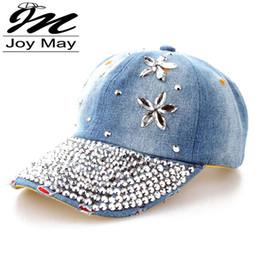 Blue Jean Caps Canada - Wholesale-High quality Wholesale Retail JoyMay Hat  Cap Fashion Leisure 635872092d2